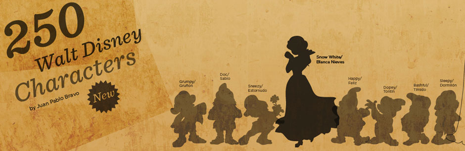 Snow White And The Seven Dwarfs Silhouette Snow White And The Seven