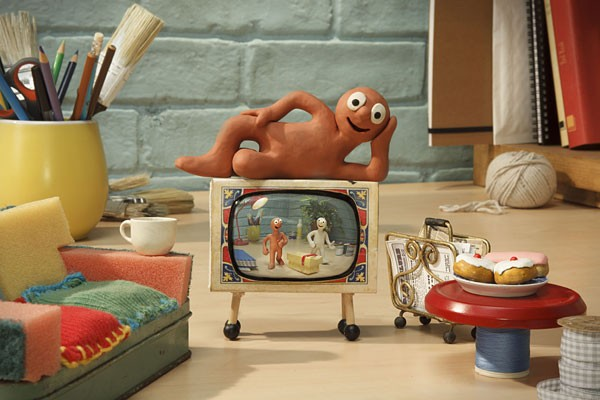 Morph on telly
